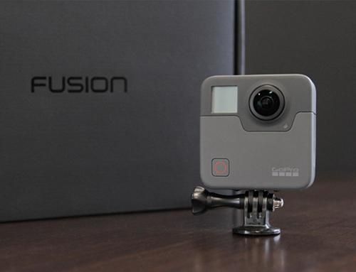 GoPro Fusion – Présentation vidéo
