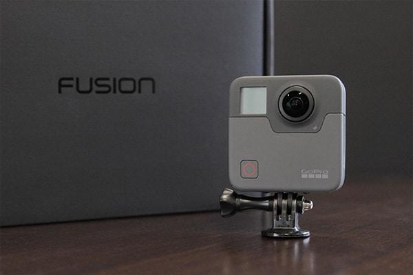 Caméra Gopro Fusion Time Prod