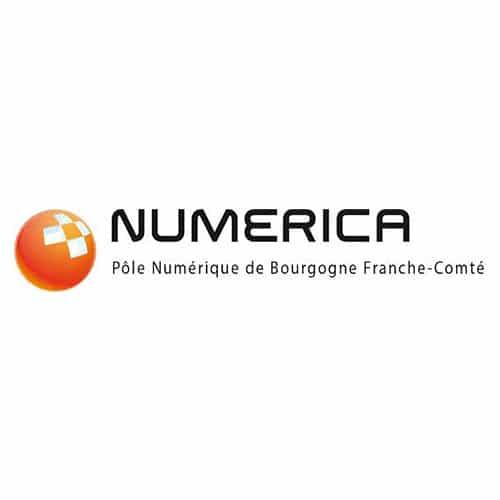 Numerica partenaire Time Prod 360 VR Franche-Comté