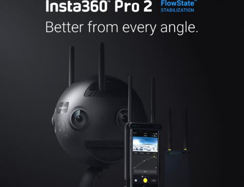 Nouvelle caméra Insta360 Pro 2