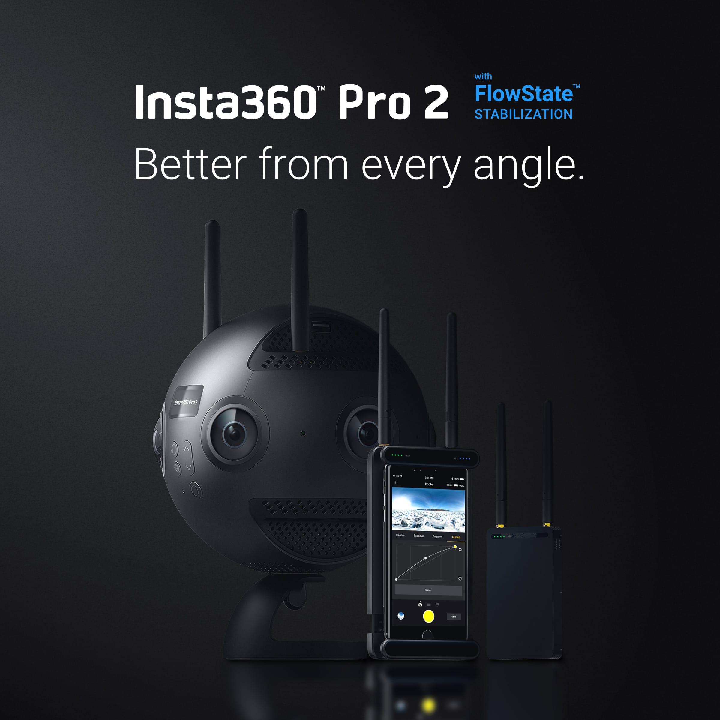 Insta360 Pro 2 Time Prod