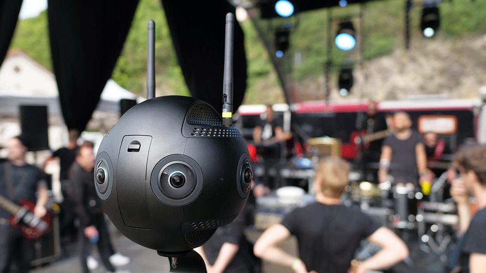 InstaPro 2 Time Prod vidéo 360 8K Belfort
