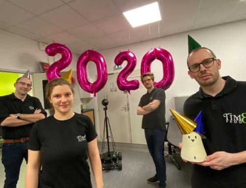 Une année 2020 à 360 degrés