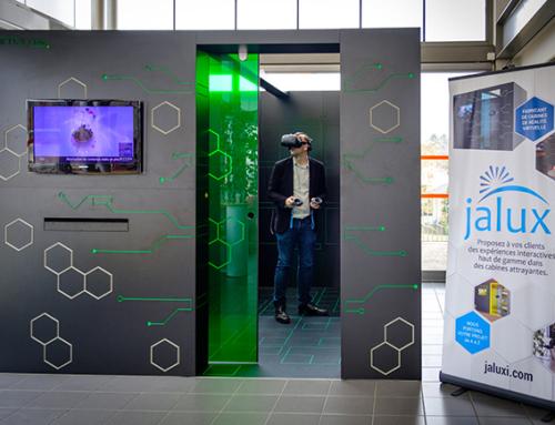 La réalité virtuelle dans le Nord Franche-Comté
